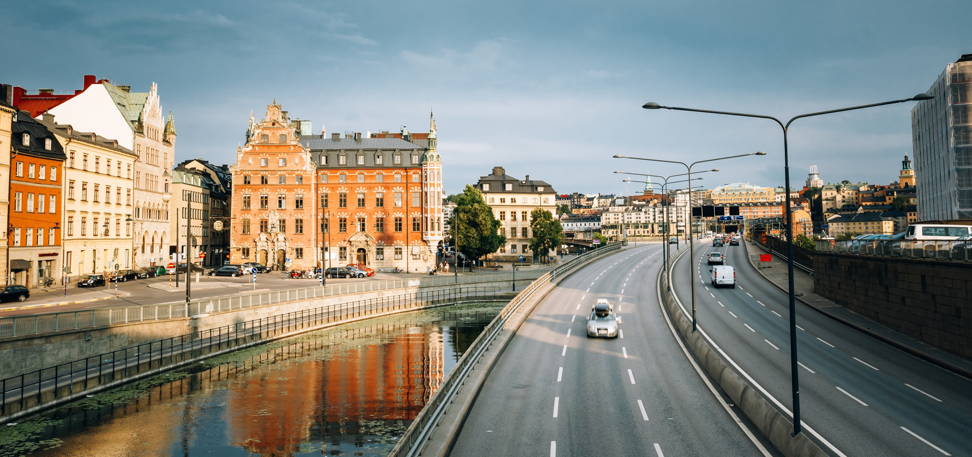 Trafikskola stockholm